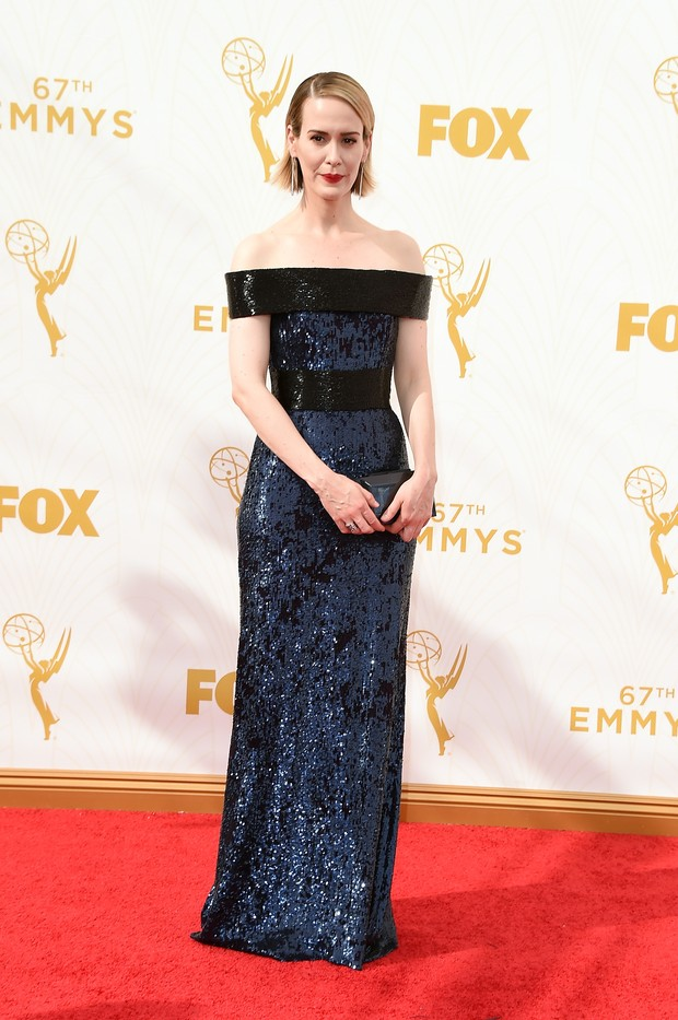 EMMY 2015 - Sarah Paulson (Foto: Getty Images)