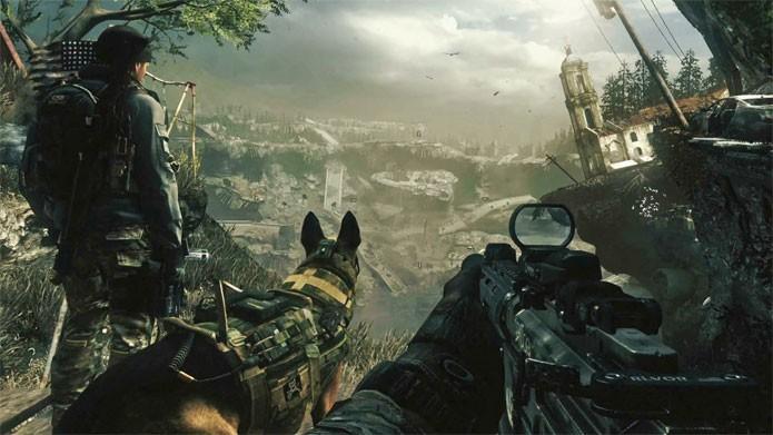 Call of Duty Ghosts está mais barato na Xbox Live (Foto: Divulgação)