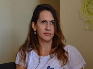 Linda Brasil cursa letras e pretende entrar em direito  (Foto: Tássio Andrade/G1)