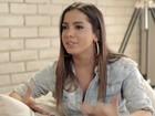 Anitta fala sobre dieta rigorosa: 'Dá vontade de chorar'