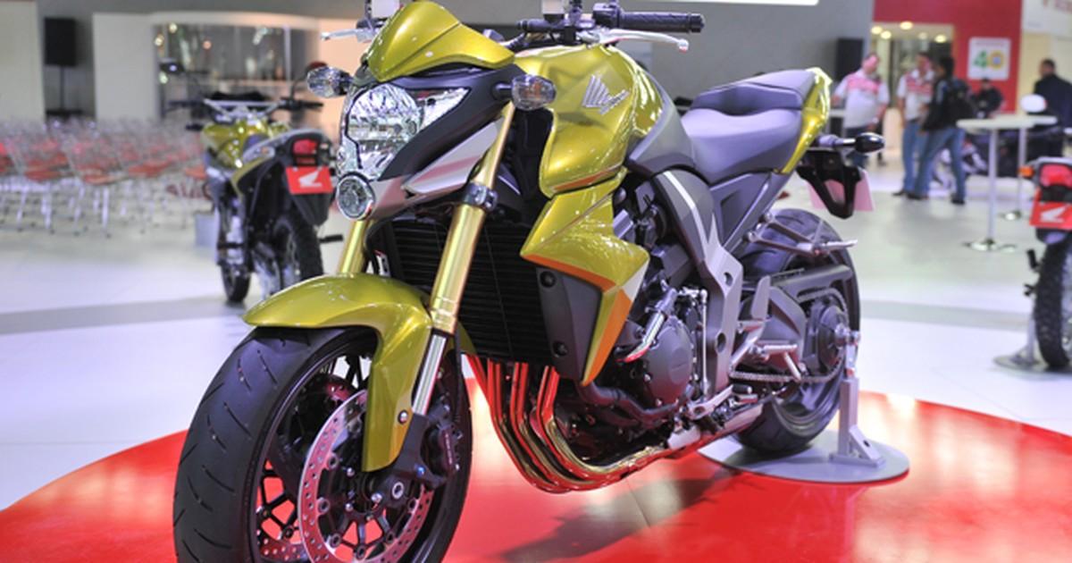Repórter News - Notícia: Primeiras impressões: Honda CB 1000R