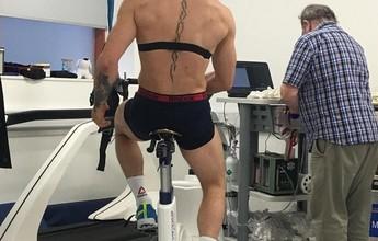 """Curtinhas: Alvarez ironiza treino de McGregor em bike: """"Volta da França?"""""""