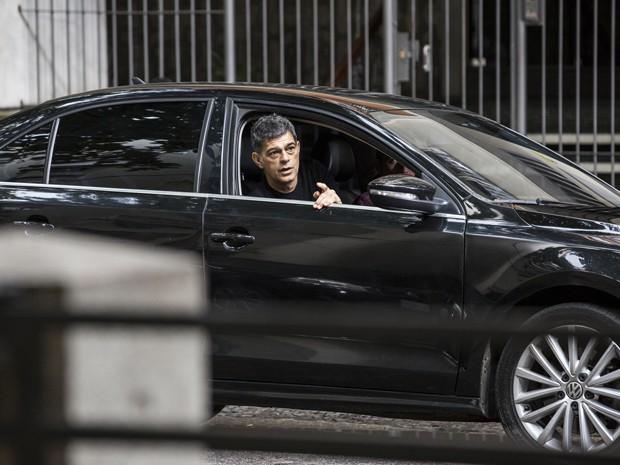 Du Moscovis roda sequência na Zona Sul do Rio (Foto: Ellen Soares/ Gshow)
