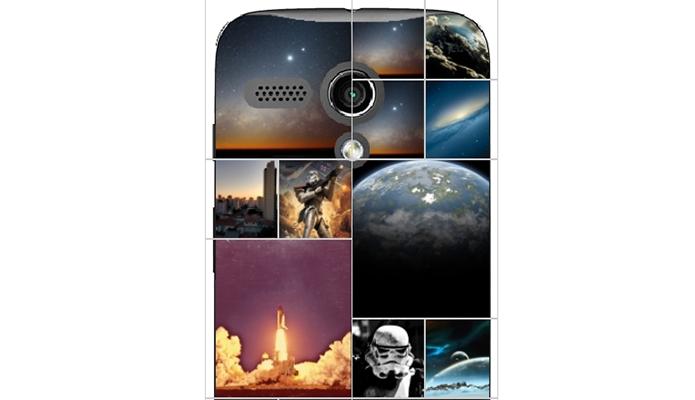 Adquira capas personalizadas com as fotos que você quiser (Fotos: Reprodução/Print4me)