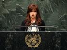 Argentina 'pagará todas as suas dívidas', diz Cristina Kirchner