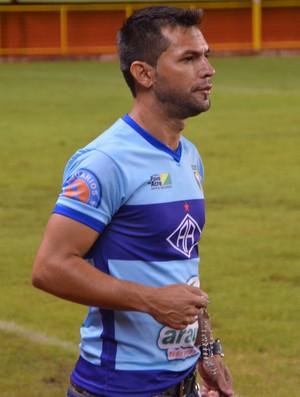 Zé Marco técnico do Atlético-AC (Foto: Nathacha Albuquerque)