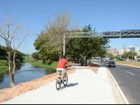 Prefeitura conclui calçada e ciclovia da avenida Juvenal de Campos