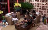 Pedro, Vivian e Roberta falam sobre quem colocar no paredão