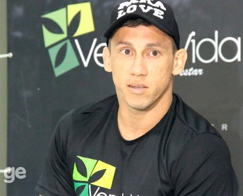 Victor Romero, lutador de MMA (Foto: Reprodução/GloboEsporte.com)