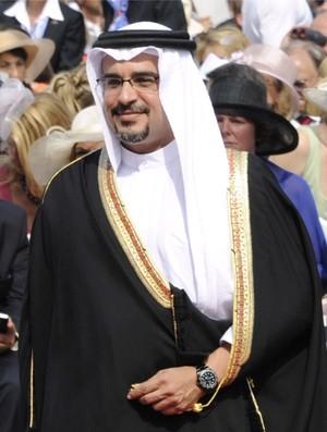 Salman bin Isa Al Khalifa (Foto: AFP)