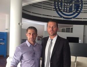 BLOG: Ex-auxiliar de Gallo, Mauricio Copertino faz estágio no Inter de Milão