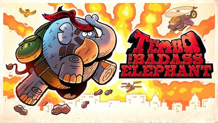 Tembo the Badass Elephant (Foto: Reprodução/Victor Teixeira)