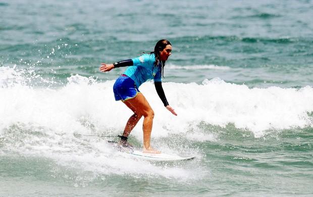 surfe Luize Altenhofen Nas Ondas (Foto: Alexandre Durão / GLOBOESPORTE.COM)