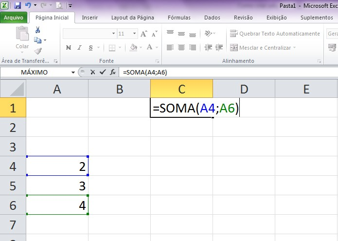 criar formulas11