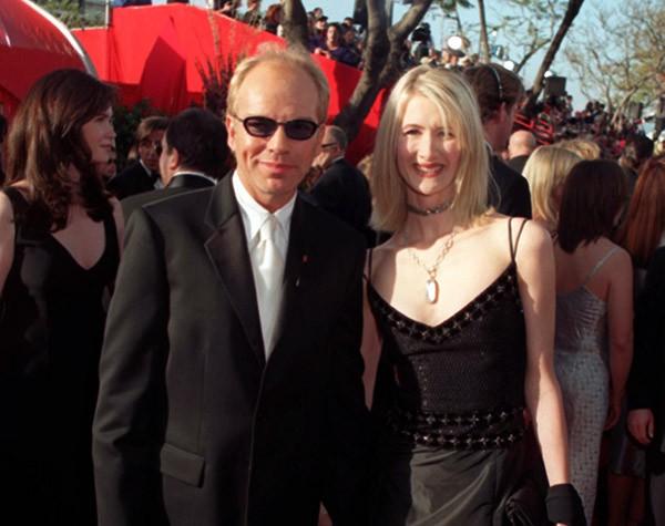 Billy Bob Thornton e Laura Dern (Foto: Getty Images)