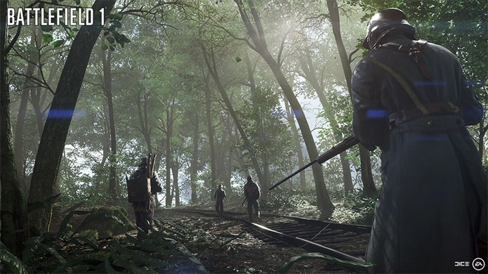Battlefield 1 terá Passe Premium com mais conteúdos após o lançamento (Foto: Divulgação/Origin)