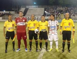 Araxá x Patrocinense; Fausto Alvim; Módulo II (Foto: FMF/Divulgação)