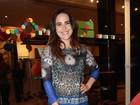 Wanessa vai a evento de moda e fala sobre namorada de Zezé
