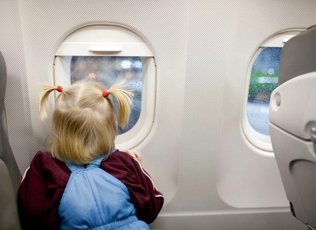 As regras de bagagens e embarque para menor de 18 anos são diferente dos adultos (Foto: ThinkStock)
