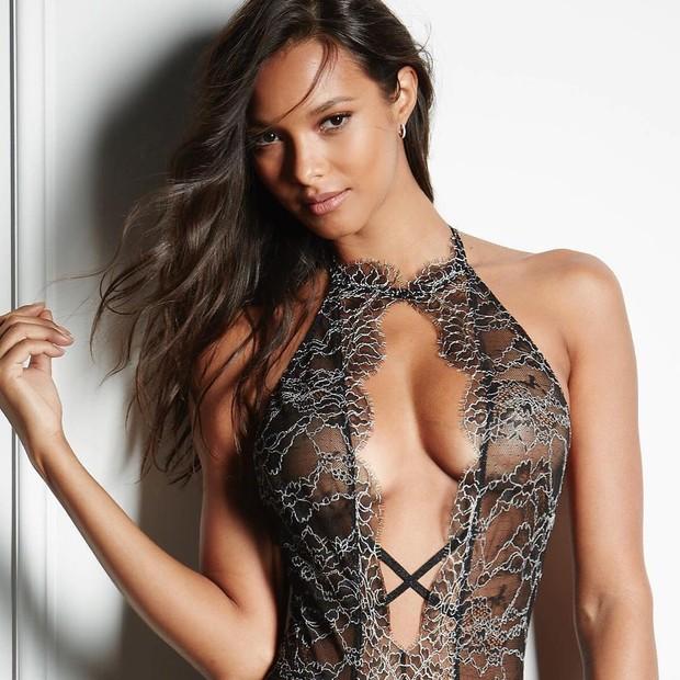Laís Ribeiro é Angel da Victoria's Secret e fala sobre os cuidados com o corpo para desfile em Paris, no dia 30: Não existem atalhos e nem receitas milagrosas (Foto: Reprodução do Instagram)