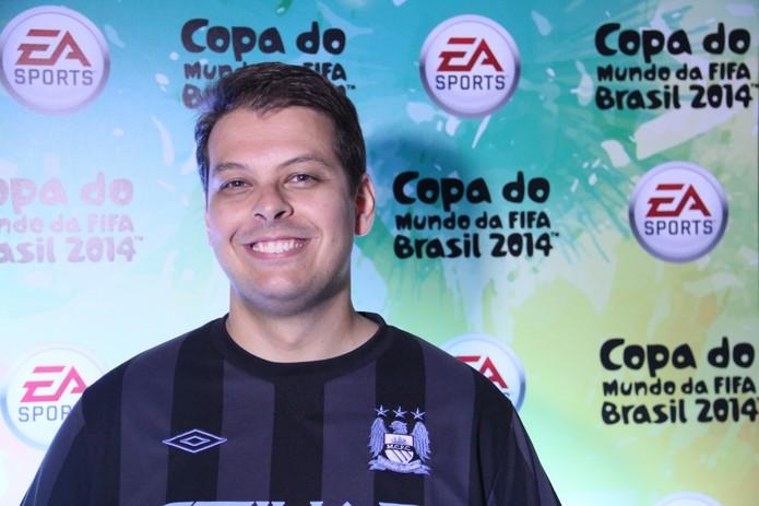 Gilliard Lopes (Foto: Renato Bazan / TechTudo)