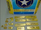 Alfândega apreende 4 kg de ouro na sede dos Correios em Manaus