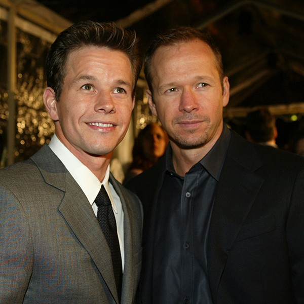 Mark e Donnie Wahlberg (Foto: Getty Images)