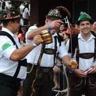 Confira fotos  do 2º desfile em Blumenau (Fernanda Burigo/G1)