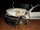 Homem e mulher são atropelados e mortos em Sítio Novo, RN