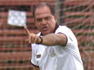 Waguinho Dias, técnico União Barbarense (Foto: Vaner Santos/ EPTV)