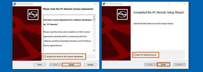 Como usar o PC Remote Server e controlar seu computador com