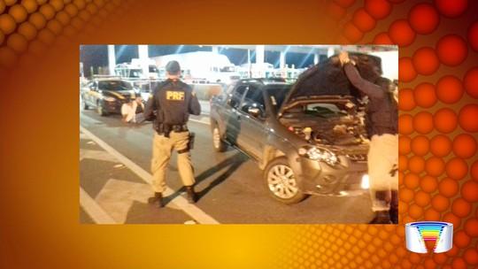 Vereador da Bahia é preso com carro roubado na rodovia Fernão Dias, SP