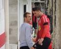 Lesionado há três meses, JEC manda Bruno Furlan para tratar no Atlético-PR