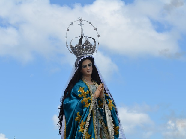 Icatolica Com Nossa Senhora Da Conceição Aparecida: Conheça A História Da Cidade Em