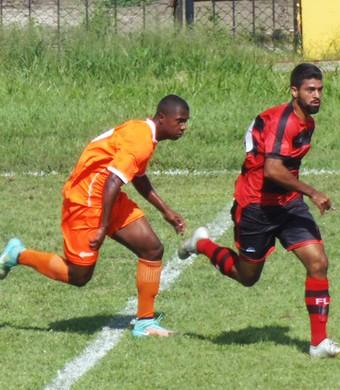 Atibaia x Flamengo-SP Série A3 (Foto: Divulgação/AA Flamengo)