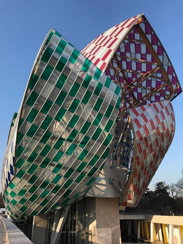 Fundação Louis Vuitton recebe ícones da Arte Moderna  (Foto: Jorge Grimberg)
