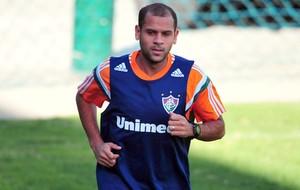 treino Fluminense - Carlinhos (Foto: Moysés Ferman / Photocamera)
