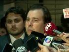 Rodrigo Maia diz que diálogo entre Câmara e Senado será 'fundamental'