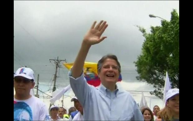 eleições no Equador ()