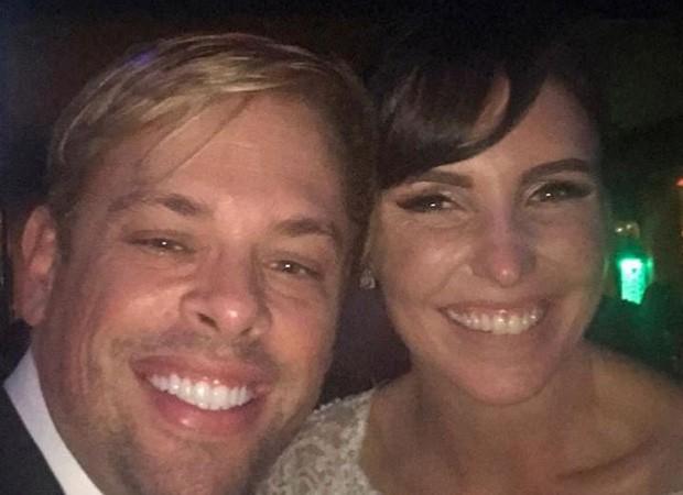 Bruno Chateaubriand vai ao casamento de Glenda Kozlovski (Foto: Reprodução/Instagram)