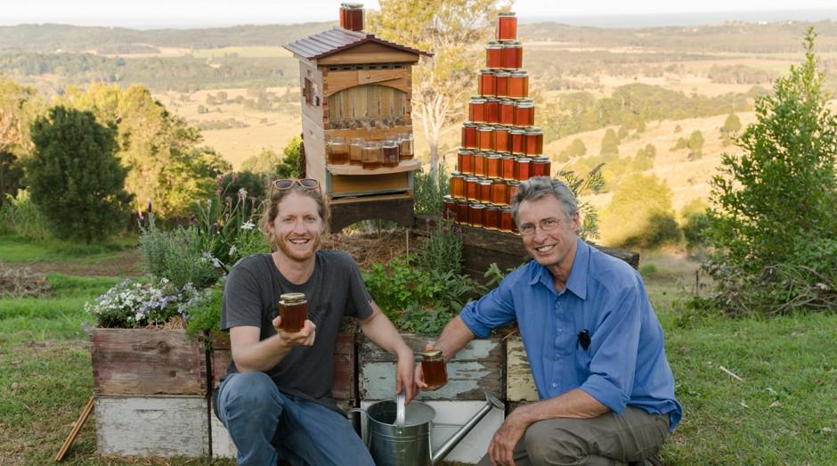 Cedar e Stuart Anderson, da Flow (Foto: Divulgação)