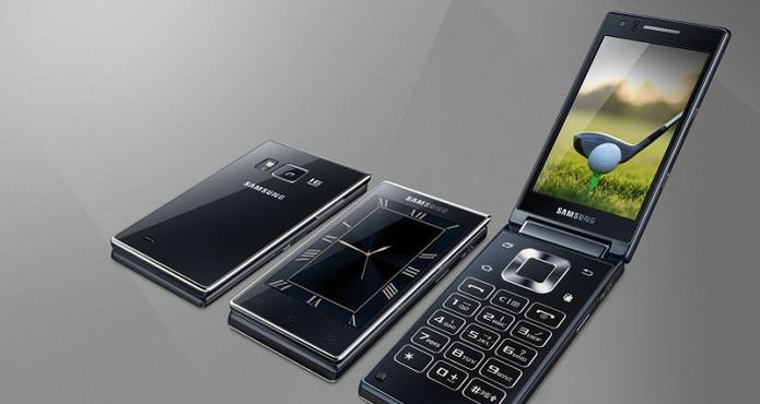 samsung-smart-com-flip-4 (Foto: Novo flip phone tem visual arrojado e especificações avançadas (Foto: Divulgação/Samsung))