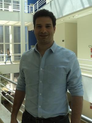 Gustavo Vieira São Paulo (Foto: Marcelo Braga)