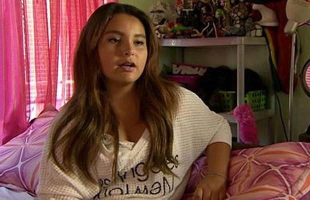 Zoey diz que seu coração é de mulher (Foto: BBC)
