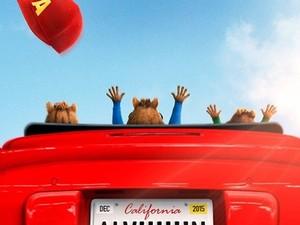 'Alvin e os Esquilos: na estrada' (Foto: Reprodução)