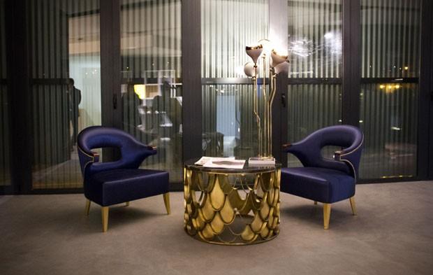 Mesa de centro Koi (Foto: Divulgação)