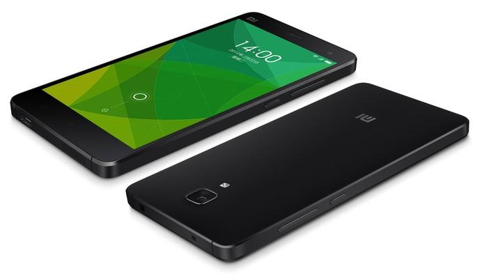 Xiaomi Mi4 é um smarpthone poderoso com preço super em conta vendido fora do Brasil (Foto: Divulgação/Xiaomi)