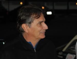 Mais sereno, o tricampeão de Fórmula 1 Nelson Piquet disputa as Mil Milhas Históricas (Foto: Alexander Grünwald / GLOBOESPORTE.COM)