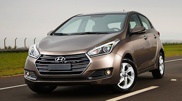Hyundai HB20 (Foto: Fabio Aro - Autoesporte)