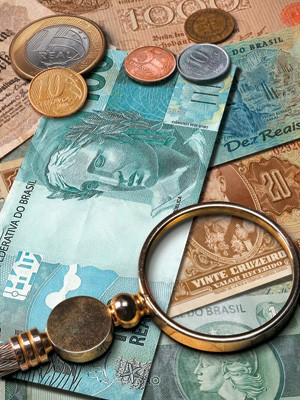 Dinheiro (Foto: Shutterstock)